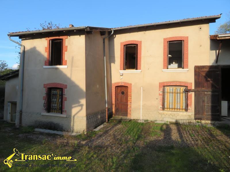 Sale house / villa Paslieres 70850€ - Picture 1