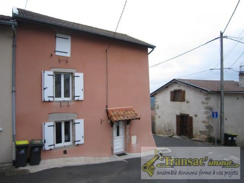 Sale house / villa St remy sur durolle 54500€ - Picture 1
