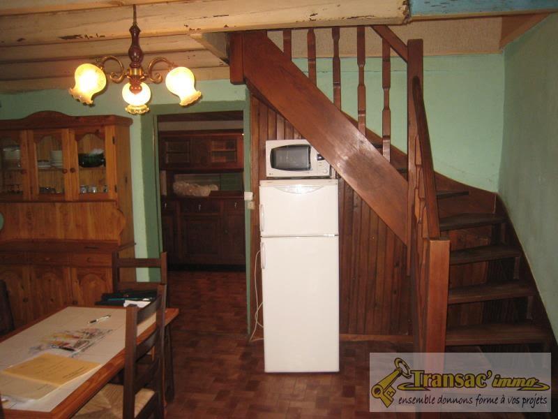 Sale house / villa Ris 29800€ - Picture 2