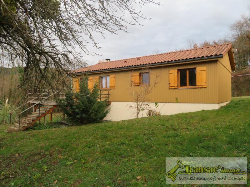 Sale house / villa Puy guillaume 159750€ - Picture 2