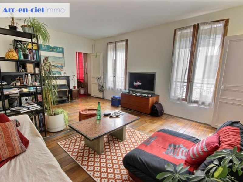 Revenda apartamento Paris 19 499000€ - Fotografia 1