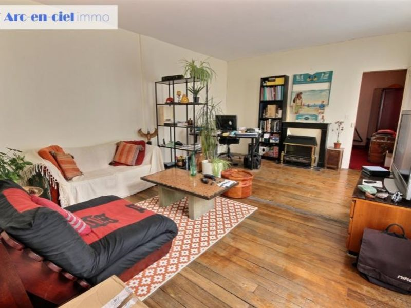 Revenda apartamento Paris 19 509000€ - Fotografia 4
