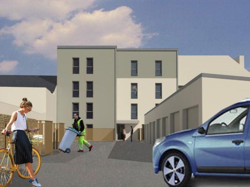 Vente appartement Lannilis 225600€ - Photo 3