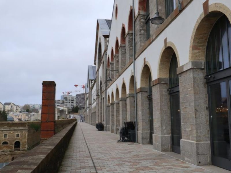 Sale apartment Brest 97000€ - Picture 2
