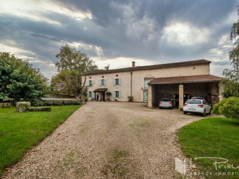 Revenda casa Realmont 365000€ - Fotografia 1