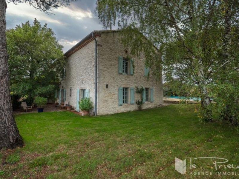 Revenda casa Realmont 365000€ - Fotografia 9