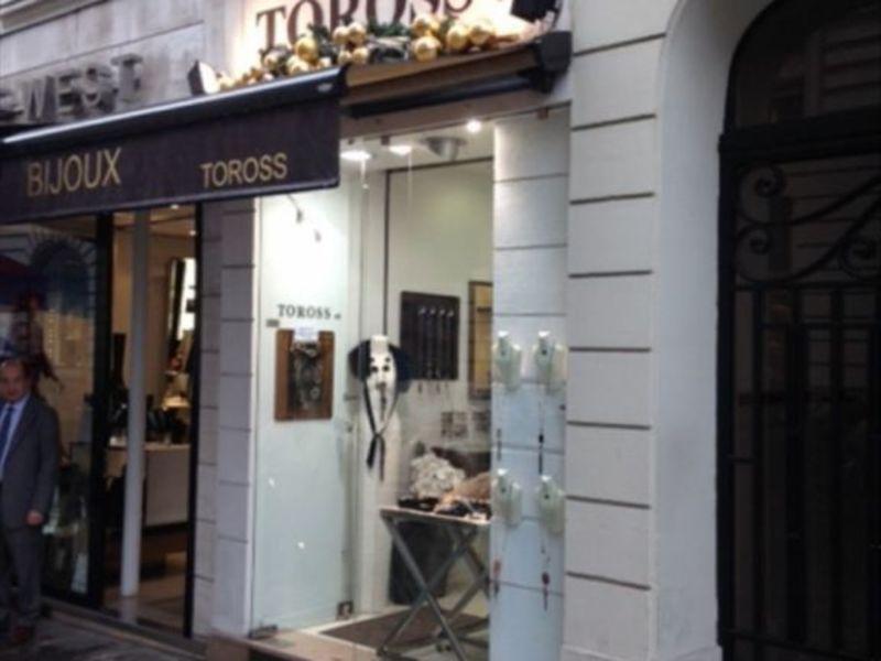 Vente boutique Paris 08 239000€ - Photo 2