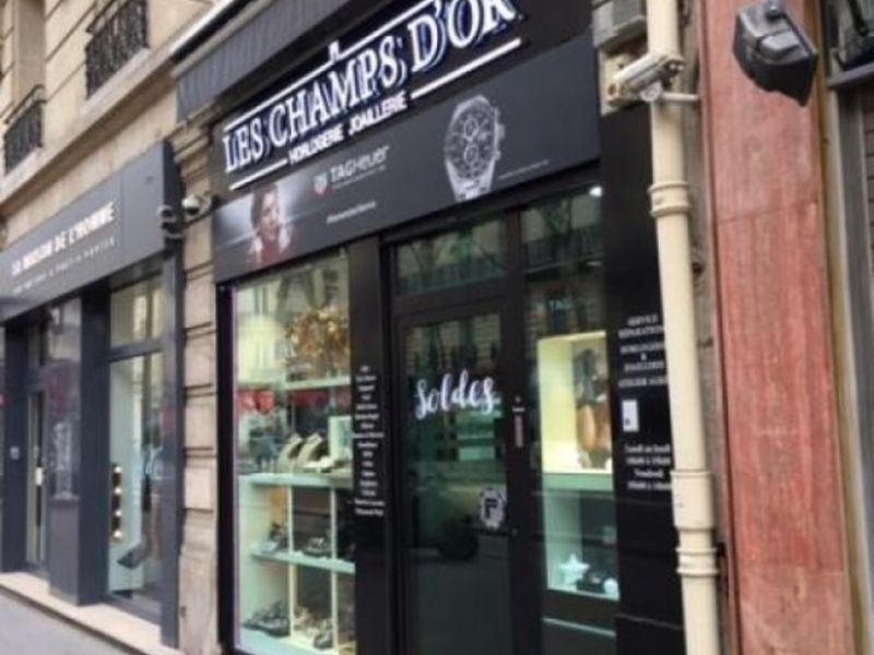 Vente boutique Paris 08 330 000€ - Photo 2