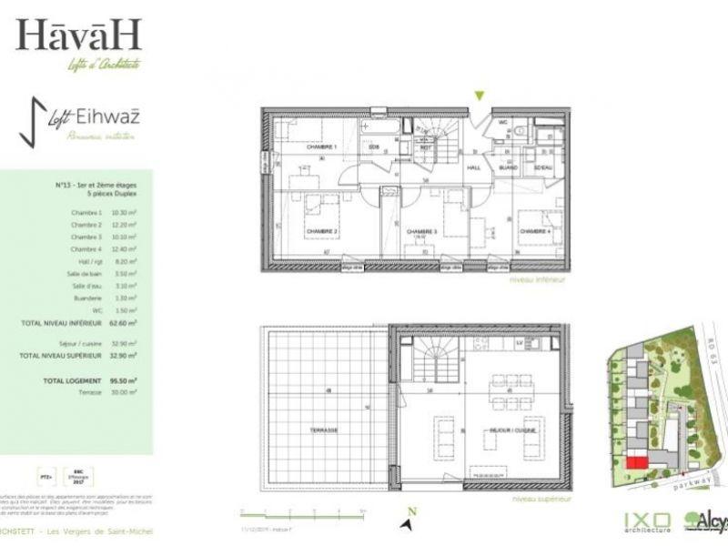 Sale apartment Reichstett 325000€ - Picture 3