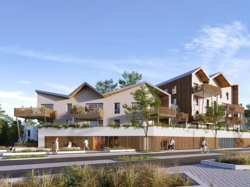 Vente appartement Lingolsheim 228000€ - Photo 1