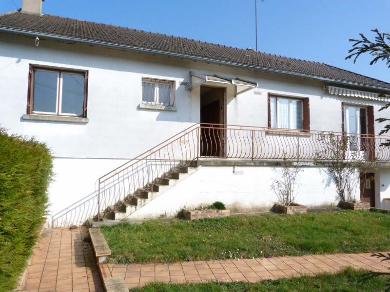 Vente maison / villa Secteur charny 123000€ - Photo 1