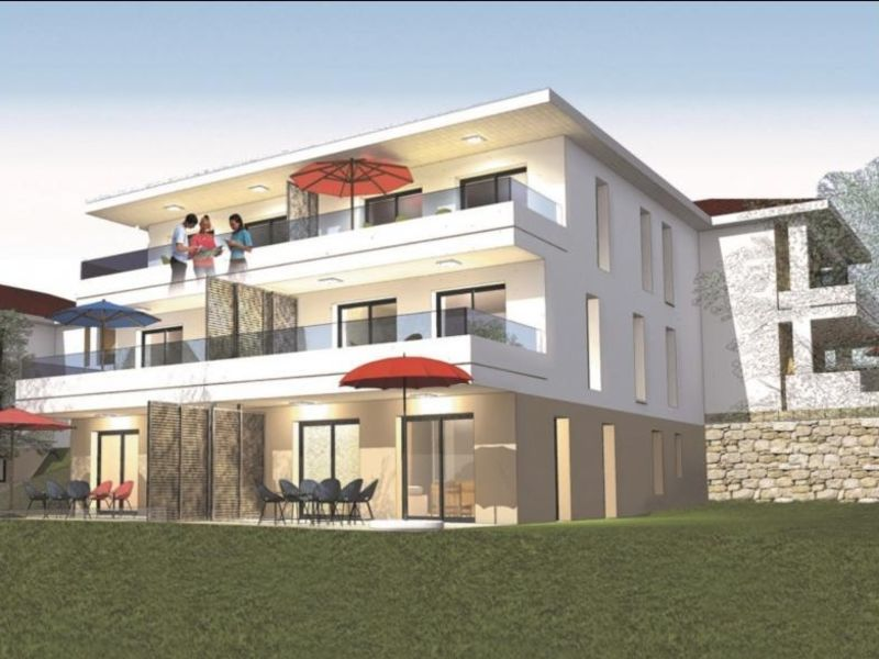 L Isle D Abeau - 3 pièce(s) - 71.94 m2 - Rez de chaussée