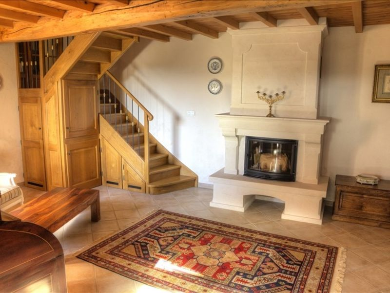 Vente maison / villa Morestel 390 000€ - Photo 3