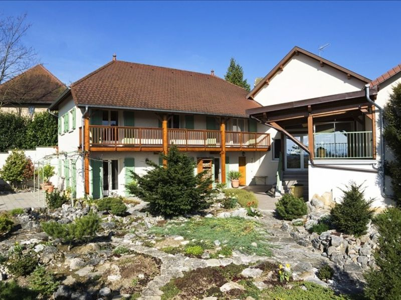 Vendita casa Morestel 390000€ - Fotografia 9