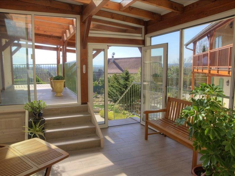 Sale house / villa Morestel 390000€ - Picture 10