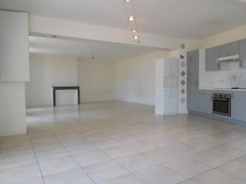 Rental house / villa Laruscade 810€ CC - Picture 2