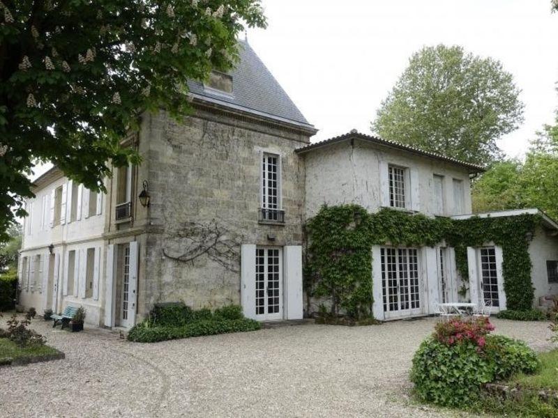 Vente de prestige maison / villa Bordeaux 839000€ - Photo 1