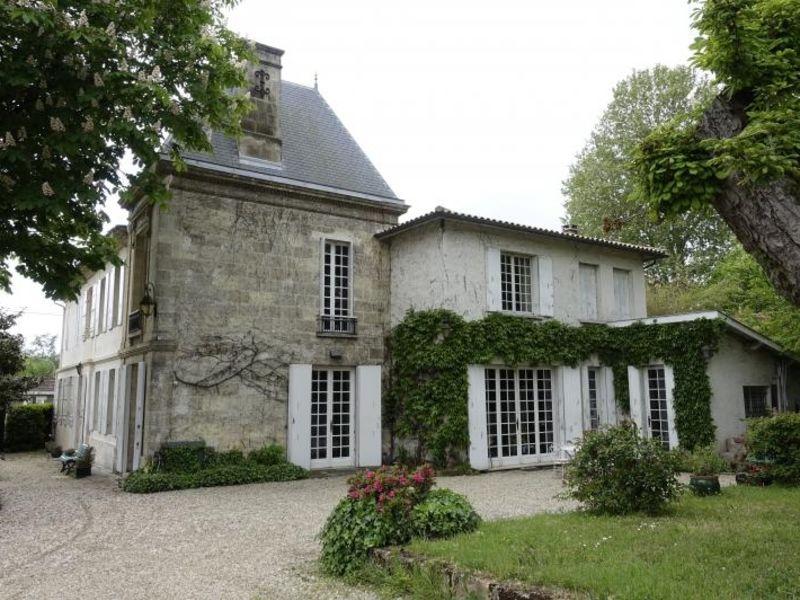 Vente de prestige maison / villa Bordeaux 839000€ - Photo 8