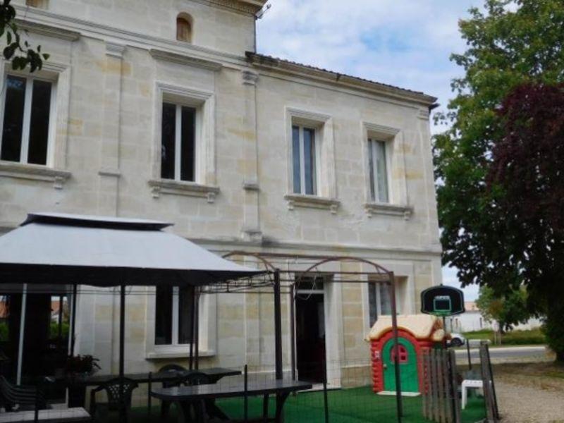 Sale house / villa St andre de cubzac 335000€ - Picture 1