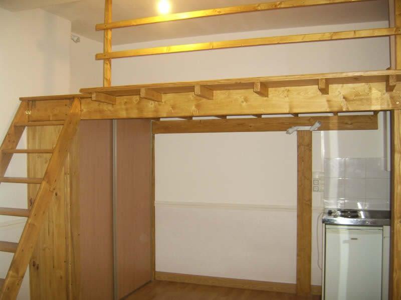 Rental apartment Nimes 290€ CC - Picture 1