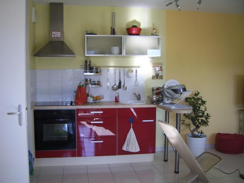 Sale apartment Nimes 121 500€ - Picture 1