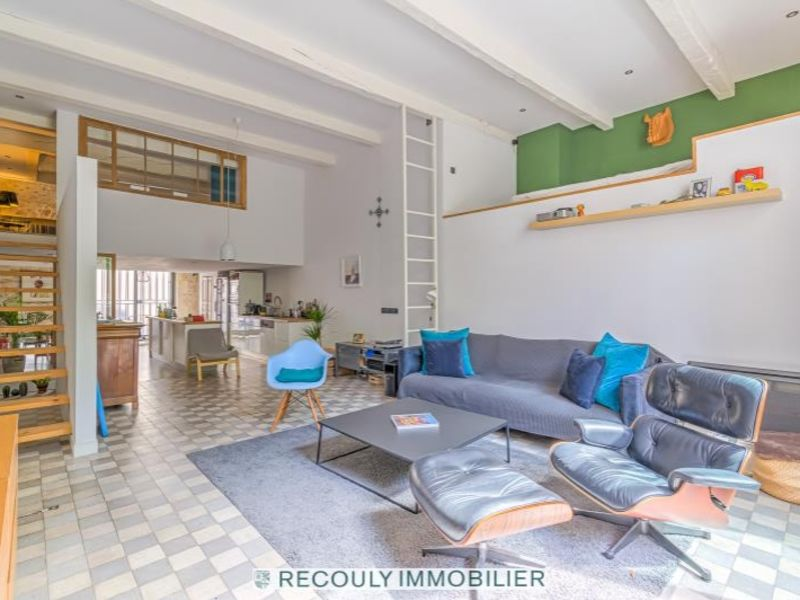 Vente appartement Marseille 529000€ - Photo 1