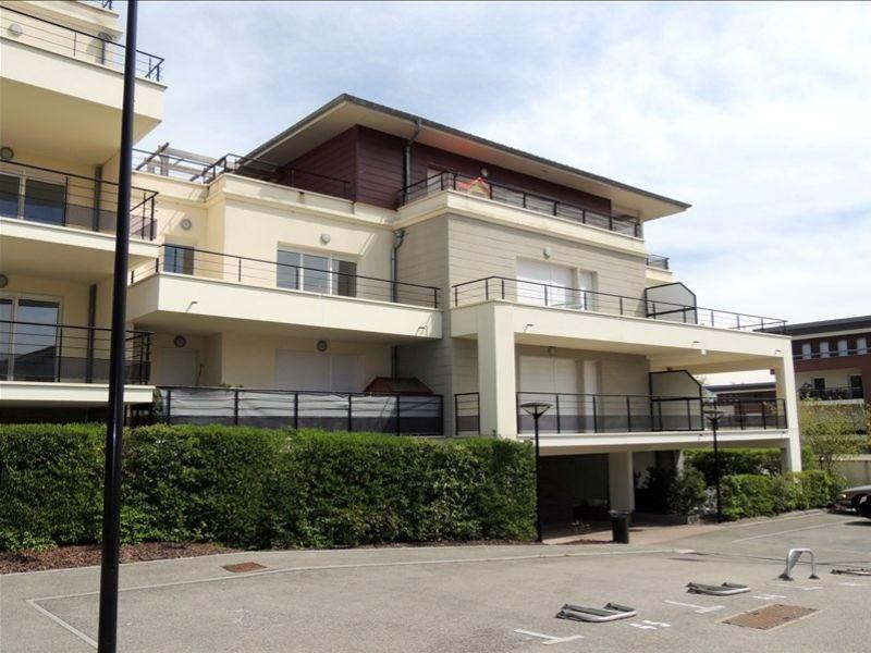 Venta  apartamento Prevessin-moens 372000€ - Fotografía 1