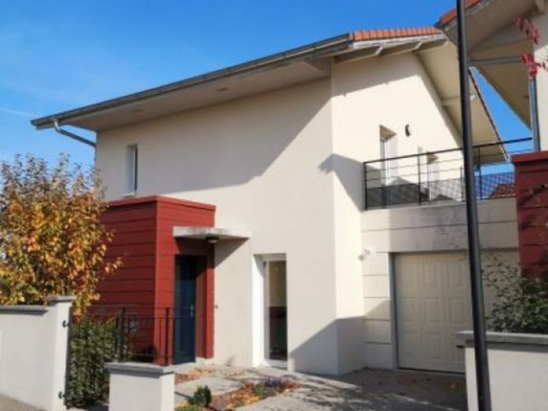 Vente maison / villa Prevessin 495 000€ - Photo 1