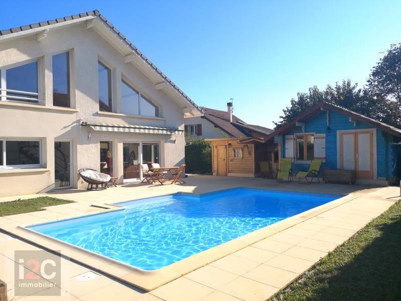 Sale house / villa Cessy 939000€ - Picture 2