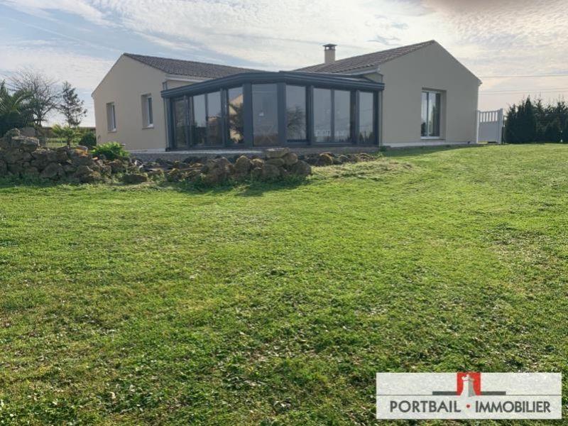 Vente maison / villa Mirambeau 342800€ - Photo 2