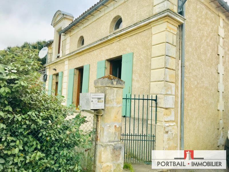 Vente maison / villa Blaye 147000€ - Photo 1