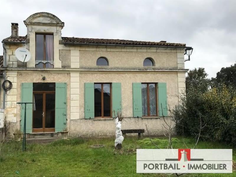 Vente maison / villa Blaye 147000€ - Photo 8
