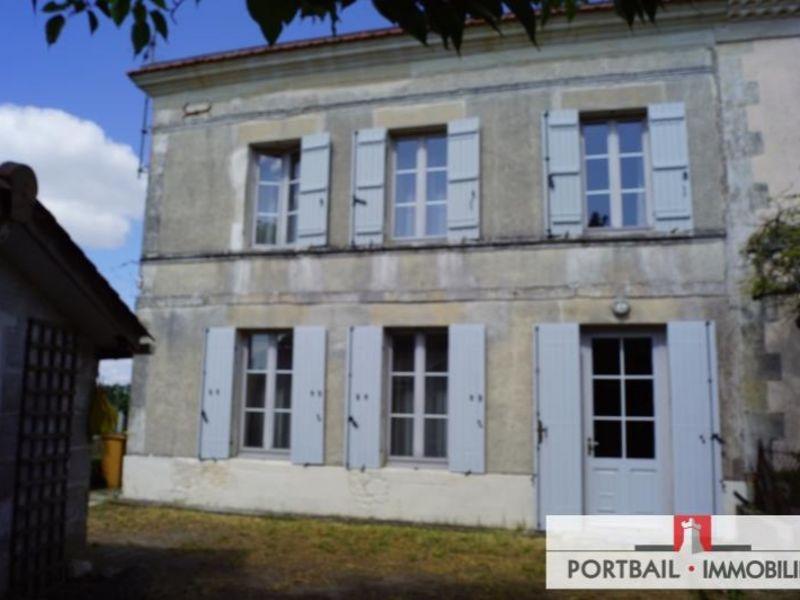 Vente maison / villa Blaye 181000€ - Photo 1