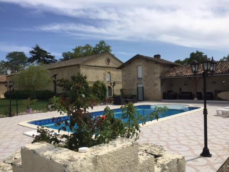 Venta  casa Castillon la bataille 595650€ - Fotografía 1