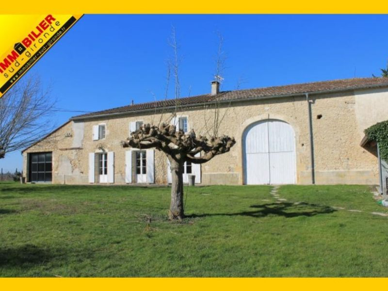 Vente maison / villa Langon 363 500€ - Photo 1