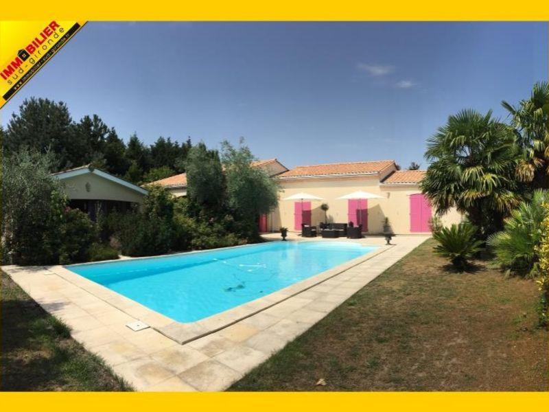 Vente maison / villa Bazas 498750€ - Photo 1