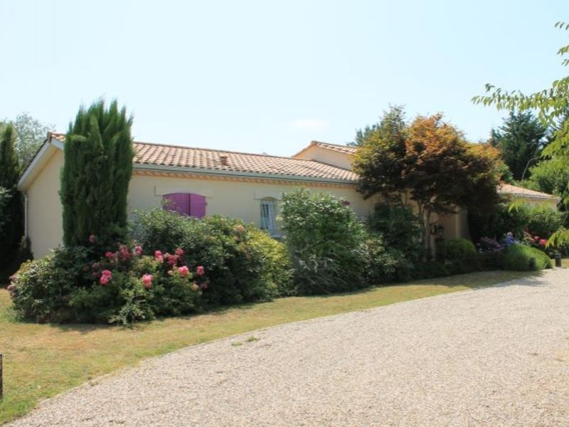 Vente maison / villa Bazas 498750€ - Photo 3