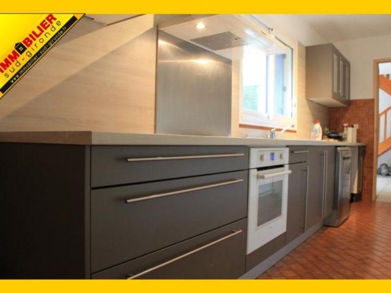 Venta  casa Langon 179500€ - Fotografía 1