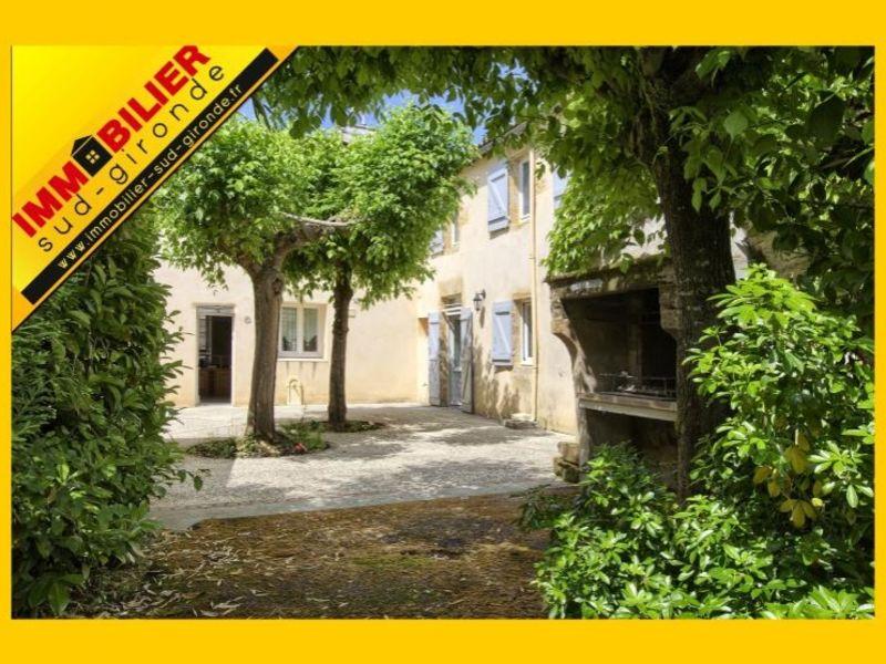 Vente maison / villa Langon 450000€ - Photo 1