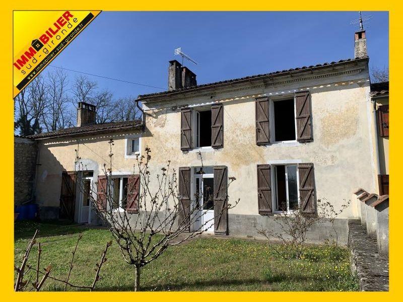 Vente maison / villa Barsac 254400€ - Photo 1