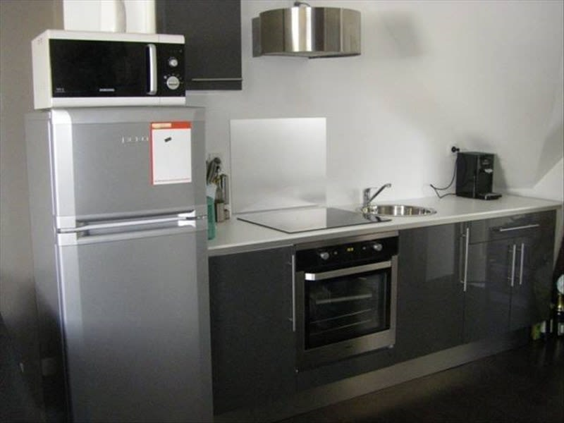Rental apartment Pont ste maxence 550€ CC - Picture 2