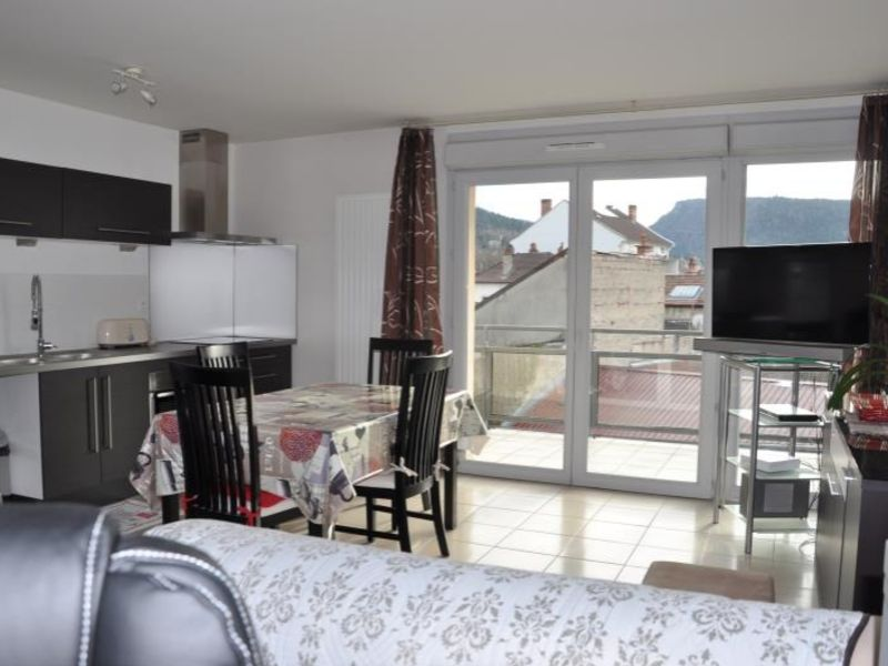 Sale apartment Oyonnax 124000€ - Picture 10