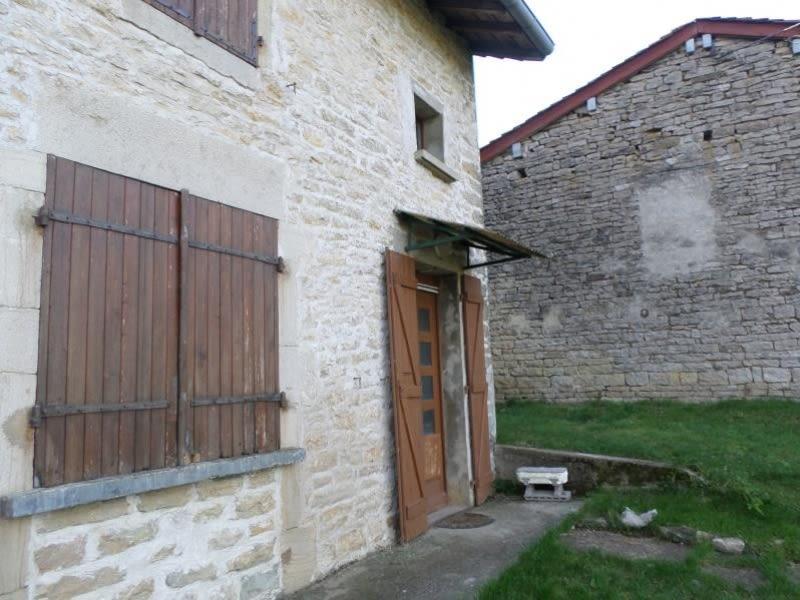Sale house / villa Rosay 65000€ - Picture 2
