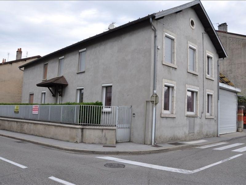 Vente maison / villa Oyonnax 195000€ - Photo 1