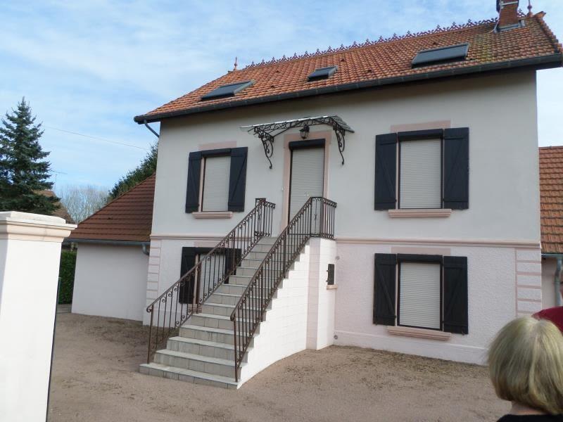 Sale house / villa Louhans 265000€ - Picture 2