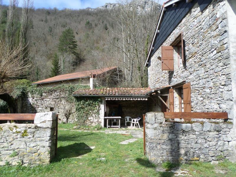 Sale house / villa Thoirette 100000€ - Picture 1