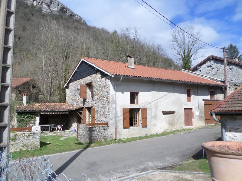 Sale house / villa Thoirette 100000€ - Picture 2