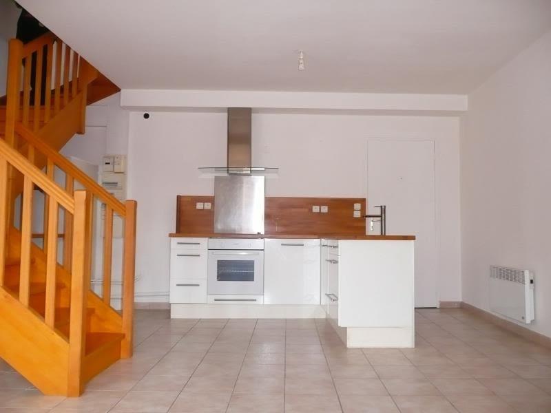 Vendita appartamento Condrieu 122000€ - Fotografia 1