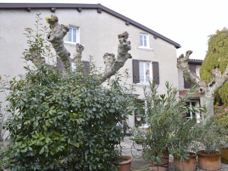 Vente maison / villa St romain en gal 420 000€ - Photo 2