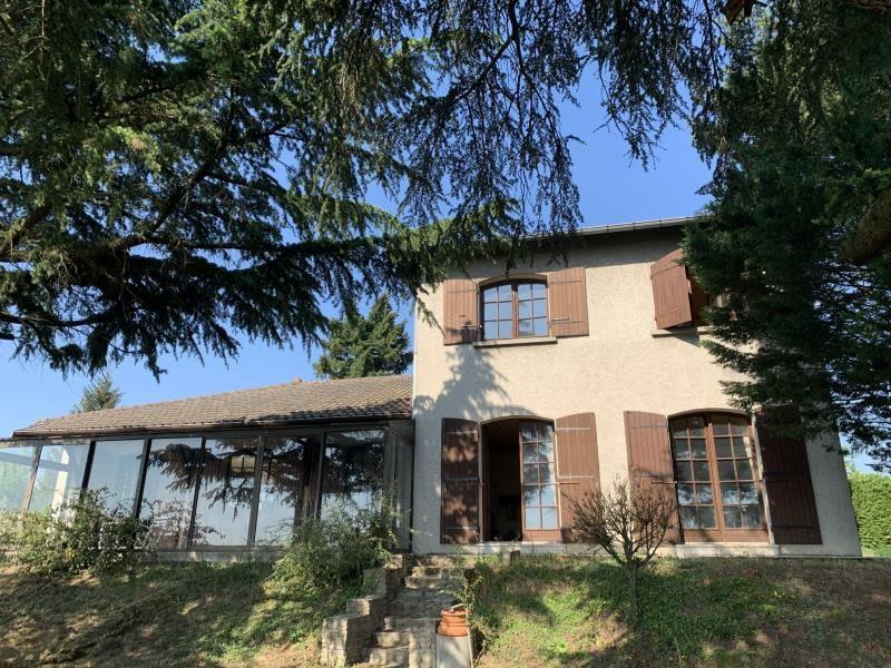 Vente maison / villa St cyr sur le rhone 420000€ - Photo 1